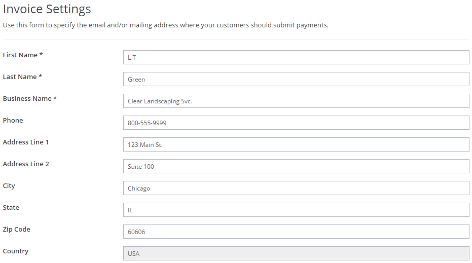 invoice-settings